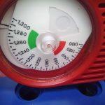 Hydrovolt Säuredichte gemessen